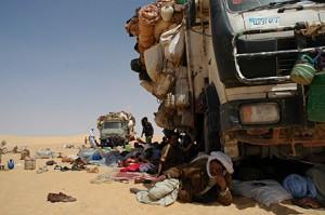 Bilal, la route des clandestins