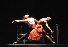 Flamenco, Chaillot, Carmen