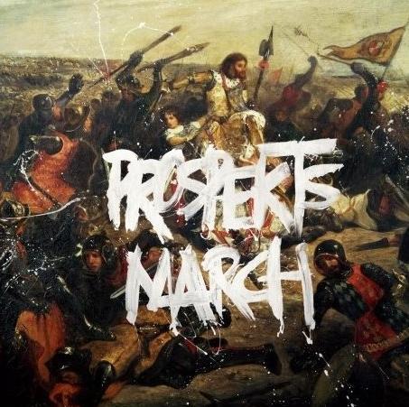 Prospekt\'s March le nouvel EP de Coldplay
