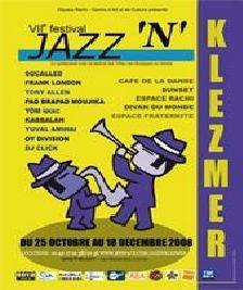 tival Jazz \'n\'Kletmer