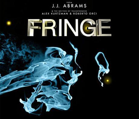 Affiche série Fringe