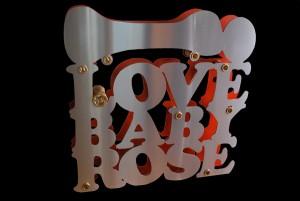Love Baby Rose Joseph Belhassen