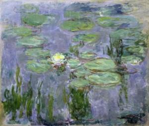 « Nymphéas » (1914-1917)