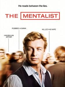 Affiche série The Mentalist