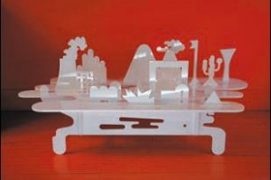 La France, table basse, Edith éditions, 2007