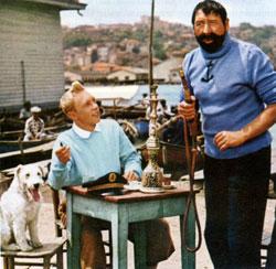 Tintin et le mystère de la Toison D\'or