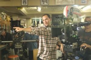 Louis Leterrier a réalisé L'Incroyable Hulk (ici sur la tournage) après avoir mis en scène des films français à l'américaine (Le Transporteur 1 et 2).