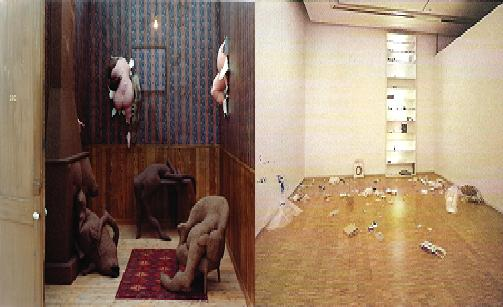chambre-202-1970-de-dorothea-tanning-et-sans-titre-2001-de-koo-jeong-a