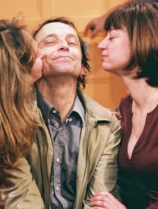 Jean Martin et ses deux femmes