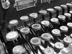 machine-a-ecrire