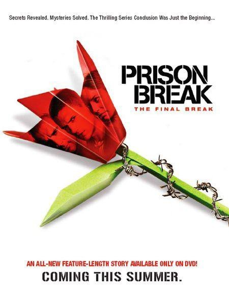 Prison Break - The Final Break affiche