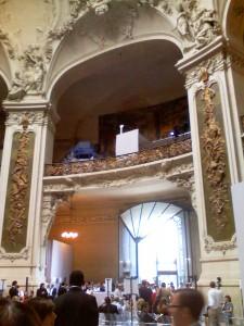 Palais de la découverte Stéphane Rolland