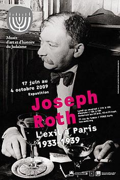 Joseph Roth, les années parisiennes d'un juif austro-hongrois