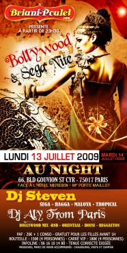 soiree-bollywood