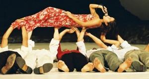 Masurca Fogo, chorégraphie de Pina Bausch