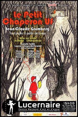 Le Petit Chaperon Uf explique la Shoah aux enfants