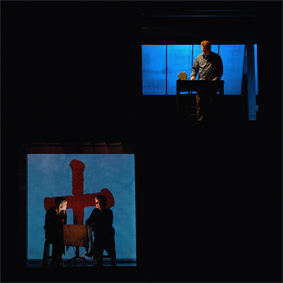Le Dragon bleu de Robert Lepage