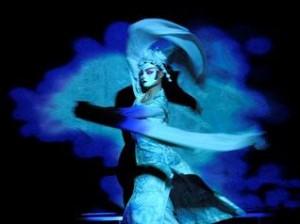 Tai Wei Foo dans le Dragon bleu