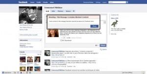 facebook-censure