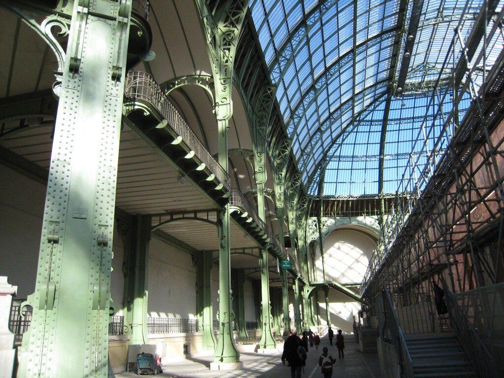 Museum Luden : Carambolages en tout genre au Grand Palais