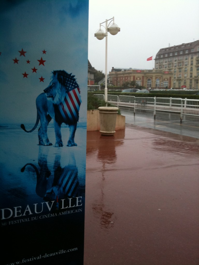 First Day in Deauville