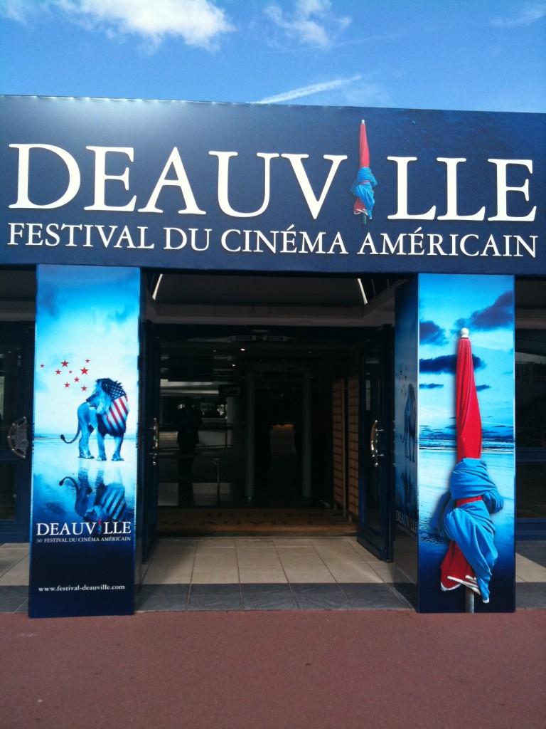 Three Days in Deauville