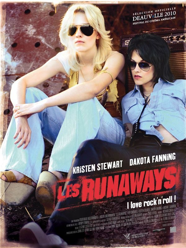 Critique Les Runaways: sex, drugs and girls' power
