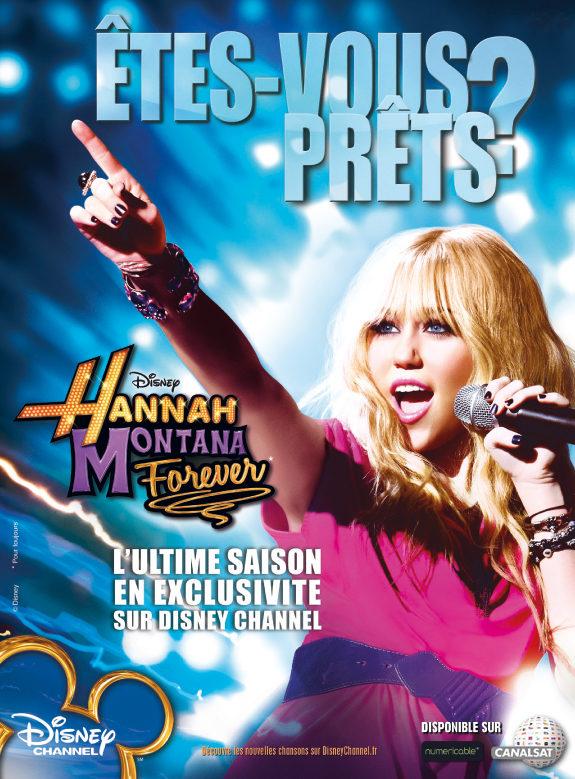 Hannah Montana Forever : l'ultime saison bientôt sur Disney Channel