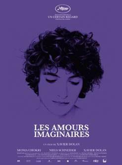 Les amours imaginaires : gagnez 10×1 places et 2×3 affiches!