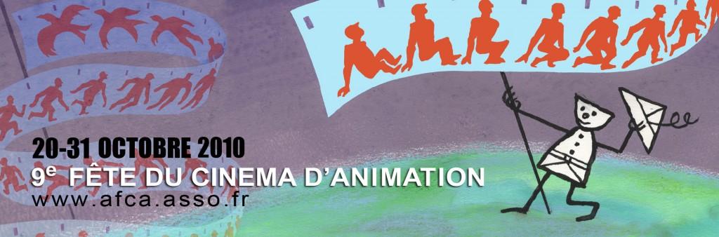 9e Fête du Cinéma d'Animation, du 20 au 31 octobre dans toute la France!
