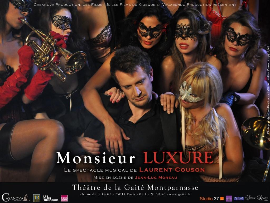 Monsieur Luxure, un méchant intéressant