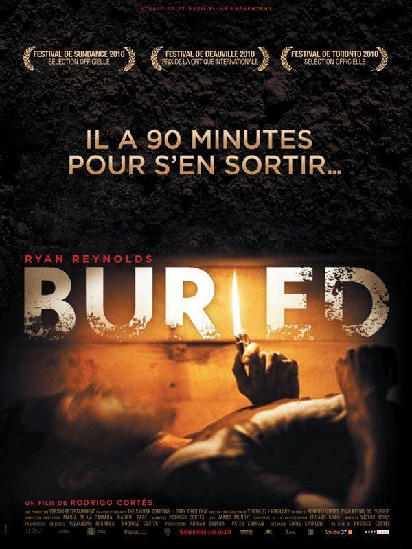 Buried, ou comment oublier tout ce que vous pensiez savoir sur le cinéma