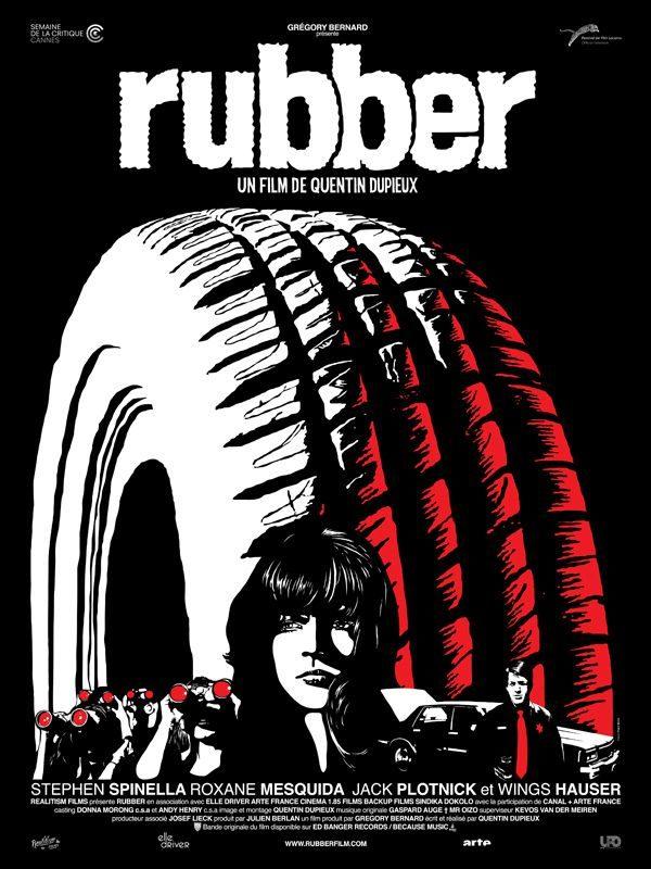 Critique de Rubber: Quentin Dupieux et son pneu tueur…