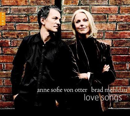«Love Songs», Anne-Sofie Von Otter s'offre Brad Mehldau.