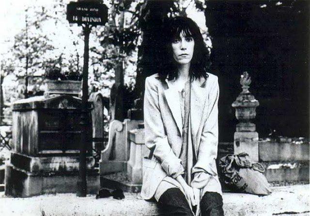 Soirée spéciale avec Patti Smith au Virgin Megastore Champs-Élysées