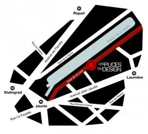 Puces du design les 8 9 et 10 octobre paris 19 me - Puces du design paris ...