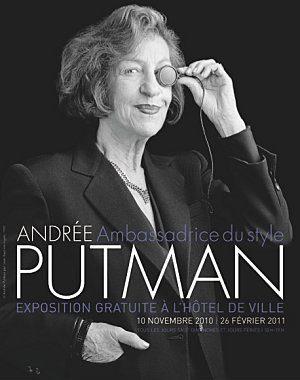 Andrée Putman s'offre à l'Hotel de Ville de Paris