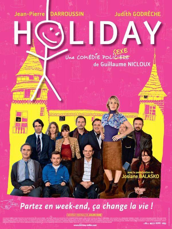 Gagnez 2×5 places, 5 affiches et 1 BO de Holiday (en salles le 8 décembre 2010)