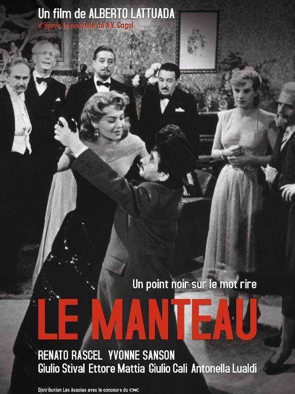 Le manteau : ce chef d'oeuvre du cinéma italien d'après-guerre enfin réédité!