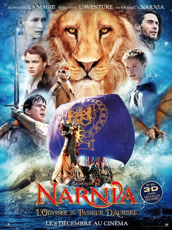 Le monde de Narnia : l'odyssée du passeur d'aurore (3D)