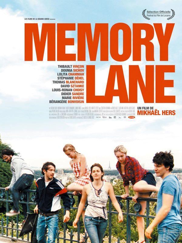 Memory Lane : voyage au coeur des souvenirs