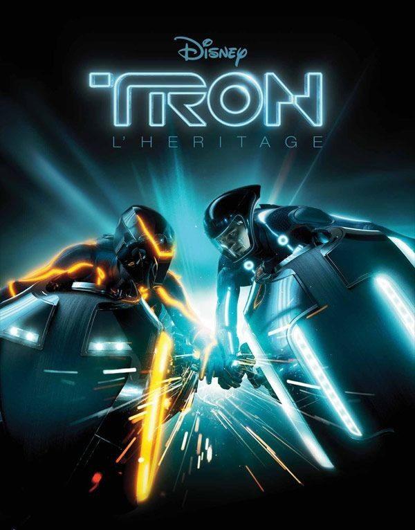 Quand Paris tourne «Tron»: les activités autour du film de Disney