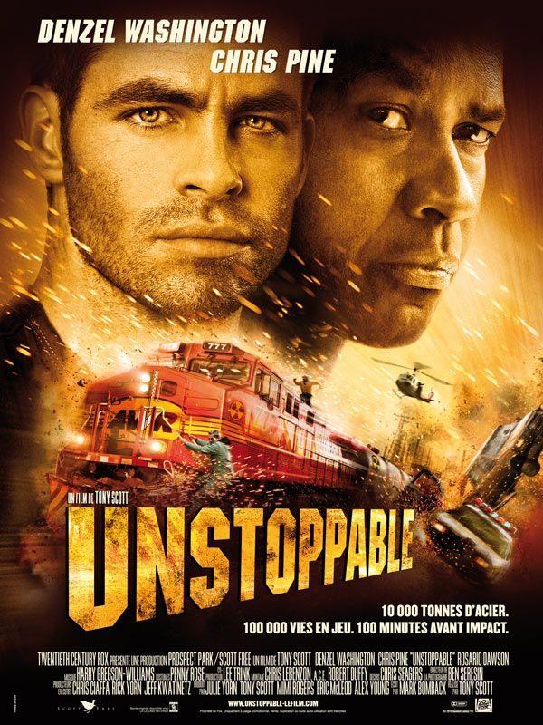 Unstoppable : action et suspense au rendez-vous!