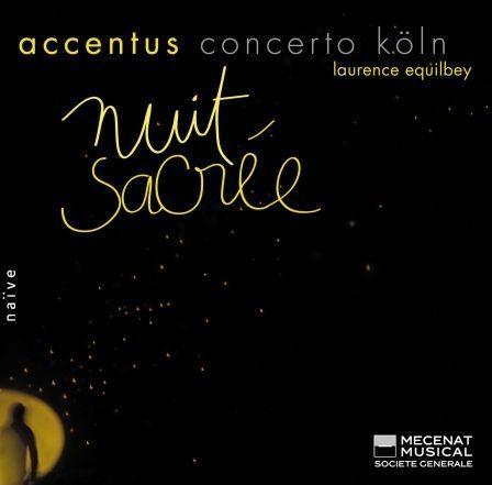 Laurence Equilbey, Accentus et le concerto Köln incarnent la Nuit Sacrée de Noël pour faire rêver nos oreilles et danser nos voix