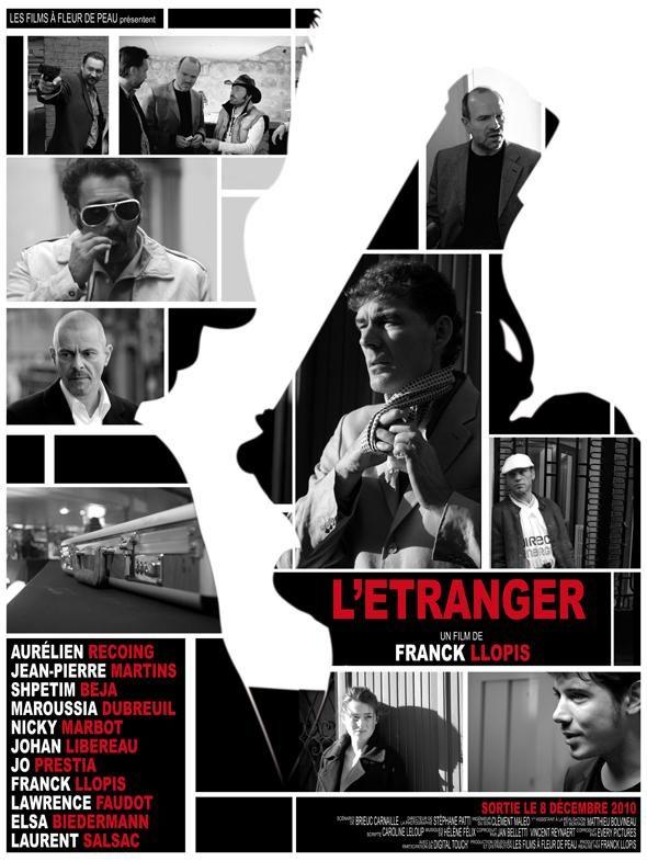 L'étranger: film de gangsters ou parodie?