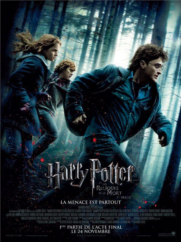 Critique: Harry Potter et les reliques de la Mort: en attendant la suite…