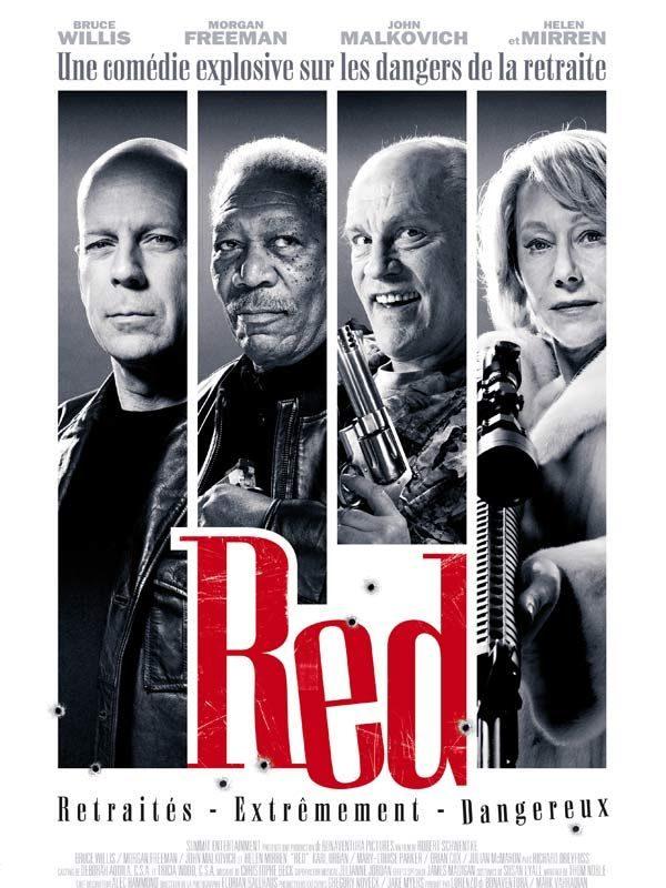 Red : les papys flingueurs ressortent les armes!