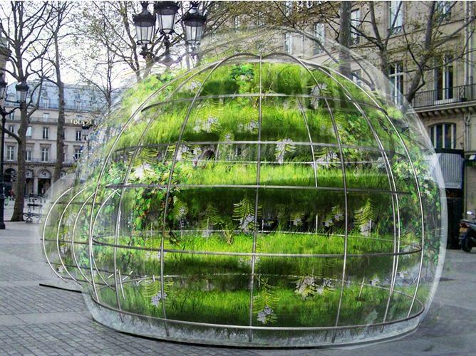 Végétalisez-vous à Paris