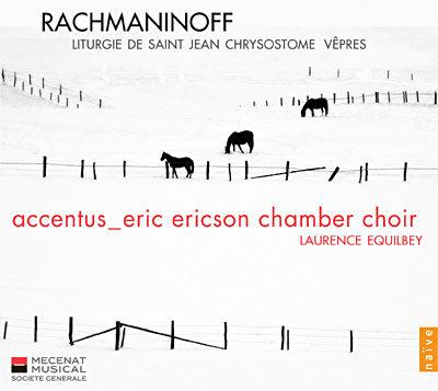 Accentus au pays de Rachmaninoff.