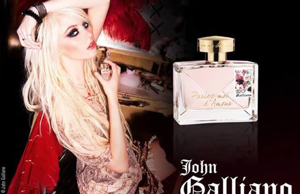 Taylor Momsen égérie de John Galliano…